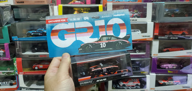 Tarmac Works 1/64 RWB 964 Das Treffen 5 #10 GR Garage Thailand 2020 Special Edition w/ Event Exclusive Foil Card