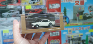 Ignition Model 1/64 Nissan Skyline 2000 GT-R (KPGC10) White - Made to Order Only
