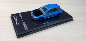 Tarmac Works 1/64 Honda Civic EG6 Group A Racing Spoon ( Factory Sample ) - Free Shipping Worldwide