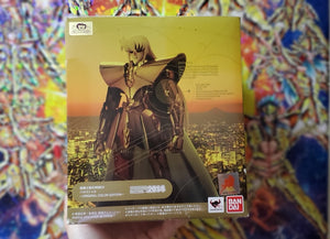 Saint Seiya Myth Cloth EX Virgo Shaka OCE God Cloth Original Color BANDAI - USED ( Free Shipping Worldwide !!! )