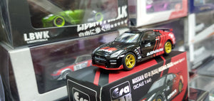 ERA Car 1/64 SP34 Nissan GT-R(R35)Nismo 2020 Advan Special