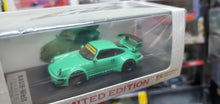 Load image into Gallery viewer, MCE 1/64 Impossible Perfect RWB 964 Korn Brownhouses Resin Model Car
