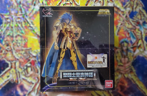 Bandai Saint Seiya Myth Cloth EX Gemini Saga 1st Ver. w/ Bonus Effect Parts - ( Used ! ) Japan Version ( Free Shipping Worldwide !!! )