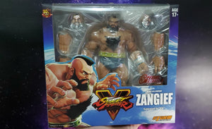 Storm Collectables 1/12 Zangief Street Fighter V Special Edition - (Brand New) ( Free Shipping Worldwide !!! )