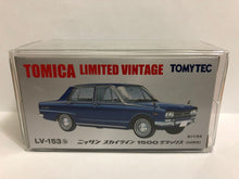 Load image into Gallery viewer, Takara Tomy Tomica Limited Vintage Tomytec LV-153b Nissan Skyline 1500 Deluxe (#Y)