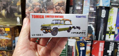 Tomy Tomica Tomytec TOMICA LIMITED VINTAGE LV-188a Toyota STOUT WRECKER