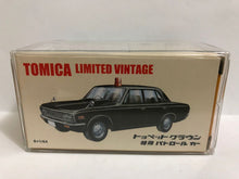 Load image into Gallery viewer, Takara Tomy Tomica Limited Vintage Tomytec Tomica Shop Toyopet Crown Unmarked Police Patrol Car (#Y)