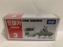 Load image into Gallery viewer, Takara Tomy Tomica 3 Animal Transporter (#Y)