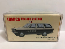 Load image into Gallery viewer, Takara Tomy Tomica Limited Vintage Tomytec Tomica Shop Datsun Bluebird Estate Police Patrol Car (#Y)