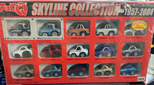 TOMY CHORO-Q SKYLINE COLLECTION 1957-2004