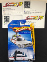 Load image into Gallery viewer, Hotwheels Ghostbusters Ecto-1
