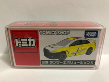 Load image into Gallery viewer, Takara Tomy Tomica Shop Mitsubishi Lancer Evolution X (#Y)