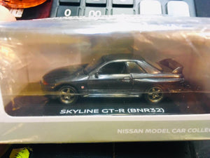 Nissan Model Car Collection Nissan Skyline GT-R BNR32