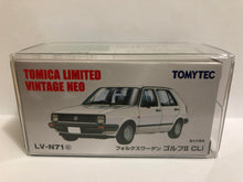 Load image into Gallery viewer, Takara Tomy Tomica Limited Vintage Neo Tomytec LV-N71c Volkswagen Golf II CLi (#Y)