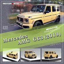 Load image into Gallery viewer, Preorder ~ Preorder ~ Motorhelix 1:64 Mercedes-AMG G63(2019) ( IPLW / ISDY ) ETA : TBA