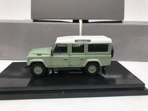 Preorder ~ 1/64 Diecast Model Land Rover 110 ( 3 Colors ) ETA : November 2019