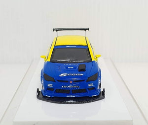 Preorder ~ One Model 1/64 SPOON FD2 Racing Car Resin IB191031C ETA : Feb 2020