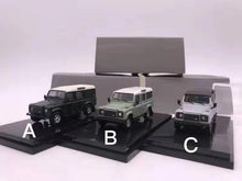 Load image into Gallery viewer, Preorder ~ 1/64 Diecast Model Land Rover 110 ( 3 Colors ) ETA : November 2019