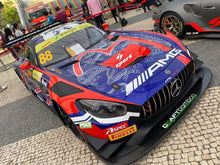Load image into Gallery viewer, Spark 1/43 Craft Bamboo Evisu #88 Mercedes AMG GT3 Alessio Picariello ( Free Shipping Worldwide )