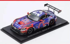Spark 1/43 Craft Bamboo Evisu #88 Mercedes AMG GT3 Alessio Picariello ( Free Shipping Worldwide )