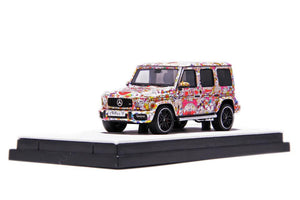 Preorder ~ Motor Helix 1/64 Mercedes Benz G63 Limited 499 Pcs ETA : Dec 2019