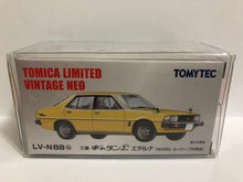 Load image into Gallery viewer, Takara Tomy Tomica Limited Vintage Neo Tomytec LV-N88b Mitsubishi Galant Eterna Σ Super 1600SL (#Y)