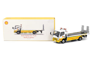 Tiny City Die-cast Model Car - ISUZU N Series Shell Flatbed Tow Truck