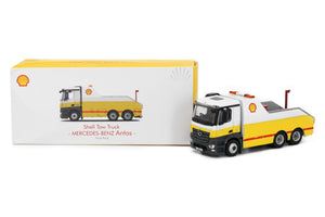 Tiny City Die-cast Model Car - MERCEDES-BENZ Shell Tow Truck