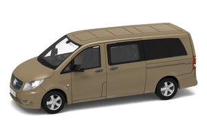 Preorder -Tiny City Die-cast Model Car - MERCEDES-BENZ Vito (Brown) - Release Date : Jan 2021