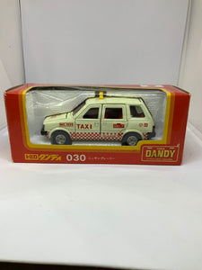 TOMICA DANDY 030 TAXI