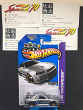 Load image into Gallery viewer, Hotwheels Nissan Skyline GT-R (R34)
