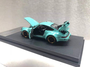 PGM Private Good Model 1/64 Diecast RWB Porsche 964