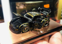Load image into Gallery viewer, PGM 1/64 RWB 993 Diecast Open Doors John Player Special JPS Premium Packing