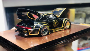 PGM 1/64 RWB 993 Diecast Open Doors John Player Special JPS Premium Packing