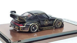 PGM 1/64 RWB 993 Diecast Open Doors John Player Special Regular Packing JPS
