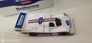 Tomy Tomica Made in Japan Porsche 956 Miniature Car Shop Gulliver 1987 2nd Anniversary