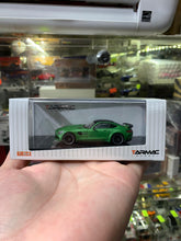 Load image into Gallery viewer, Tarmac Works 1/64 Mercedes AMG GTR 2017 Green