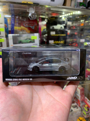 Inno64 Honda Civic FD2 Mugen RR Raw Collection Limited Edition