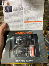 Load image into Gallery viewer, Tomica Limited Vintage 1/64 Neo MAZDA 787B Test Car TLV Tomytec