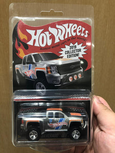 Hot Wheels 2019 Collector Edition Silverado Off Road Japan Exclusive