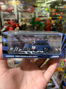 INNO64 1:64 HONDA CIVIC Si E-AT Temple Racing by Loop Angels
