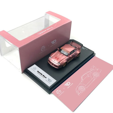 Preorder - Time Model 1/64 Diecast RWB 993 Adriana Thailand Exclusive - Release Date : Nov 2020