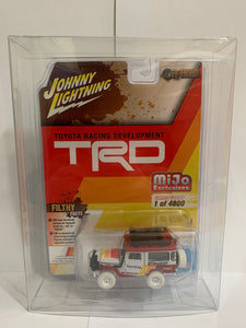 Johnny Lightning White Lightning Mijo Exclusives TRD 1980 Toyota Land Cruiser (#Y)