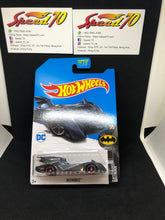 Load image into Gallery viewer, Hot Wheels DC Batmobile Super Treasure Hunt