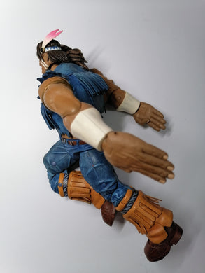 Street Fighter SOTA Toys T HAWK Action Figure Capcom USED - Loose