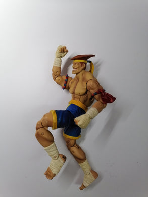 Street Fighter SOTA  Toys ADON Action Figure Capcom USED - Loose