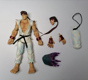 Street Fighter SOTA  Toys RYU  Action Figure Capcom USED - Loose