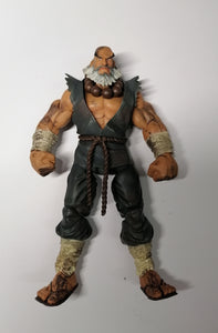 Street Fighter SOTA  Toys GOUKEN Action Figure Capcom USED - Loose