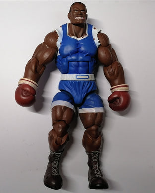 Street Fighter SOTA Toys BALROG Boxer Action Figure Capcom USED - Loose