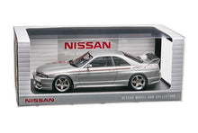 Load image into Gallery viewer, Preroder ~ ignition model ig 1/18 Resin Nissan Skyline GT-R (BCNR33) V-spec Silver Japan Fuji Speedway Nismo Exclusive ETA : 12-9-2019 ( Free Shipping Worldwide !!! )